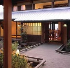 Exotic Japanese Home Architectural Design Concept_1