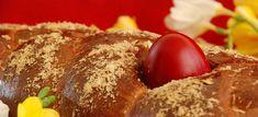 Δες εδώ πως να κάνεις την ΣΥΝΤΑΓΗ ΓΙΑ ΤΣΟΥΡΕΚΙ ΖΑΝΑΕ ΜΑΣΤΙΧΩΤΟ, ΕΥΚΟΛΟ, ΓΡΗΓΟΡΟ ΚΑΙ ΠΟΛΥ ΑΦΡΑΤΟ, μόνο στη Nostimada.gr Sour Cream, Baked Potato, Food To Make, French Toast, Goodies, Easter, Bread, Baking, Breakfast