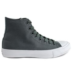 Unisex Sizing: Men's 4.5 = Women's 6 For the first time, Converse has redesigned their iconic Chuck Taylor. The Chuck Taylor II features a lunarlon insole for advanced cushioning, elastic to keep tong