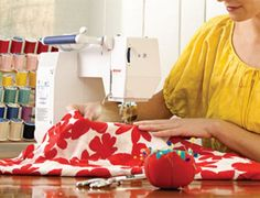 Check this glossary for the definitions of some of the common sewing terms you will need.