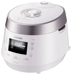 10-Cup Electric Pressure Rice Cooker