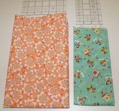 Happy Zombie » Blog Archive » Fabric Folding