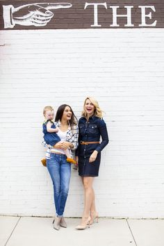 Small Business Success Stories: 10 Questions with the co-founders and stylish women of Dress Your Guests. Read about their small business successes, small business inspiration, and what a typical day is like.