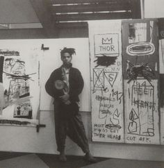 Photographs and paintings of artists and their studios