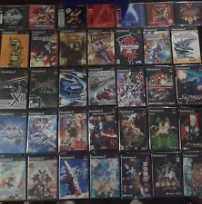 playstation 2 game collection