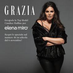 #Grazia fotografa #ElenaMiro: scopri lo speciale in edicola e vieni in boutique!
