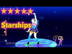 Just Dance 2014 - Starships - 5* Stars - YouTube
