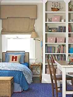 Kids are notorious for changing their personal tastes from day to day. This is all part of growing up and developing their style and personality, which we as parents encourage! But it can be expensive and time-consuming to update their room decor constantly. Here are five tips for creating a room your kids will grow into and love!