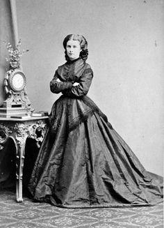 Keizerin Elisabeth, lijkt mij een gemonteerde foto (?)