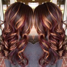 Image result for 2016 hair color trends for brunettes