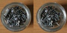 Jar o' nails in 3D by jensebor