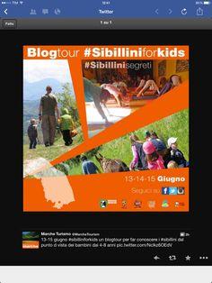 Parte il blogtour #sibilliniforkids ! #sibillinisegreti