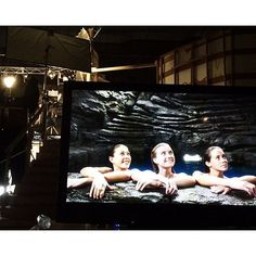 Mako Mermaids - Behind the scenes of Season 3 with Gemma, Isabel and Allie
