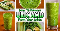 Remove Uric Acid From Your Joints With This Simple Recipe