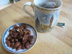 Roasted Pumpkin Spice Nuts � A Healthy Pick-Me-Up on http://foodbabe.com