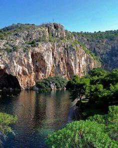 The incredible Vouliagmeni Peninsula. The Margi - Athens, Greece #Jetsetter #JSTakeMeThere