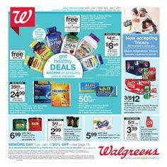 Walgreens Weekly Ad January 1 - 7, 2017 - http://www.olcatalog.com/grocery/walgreens/walgreens-ad.html