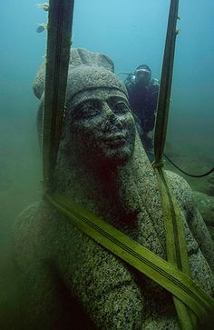 Book now! Sunken cities: Egypt's lost worlds. 16 May - 27 November 2016 at the British Museum. Discover two lost cities of ancient Egypt...