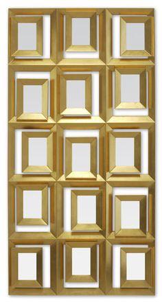 mirror - room divider