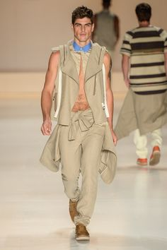 derriuspierre:  Triton Spring/Summer 2015 Collection During Sao Paulo Fashion Week