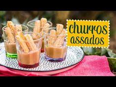 Moldando Afeto - churros assados #ochefeeachata #churros