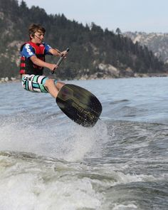 Wake-board, water-ski, knee-board, and wake-skate in Pali Adventures' Watersports Extravaganza!