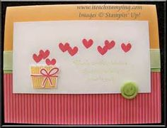 So have you fallen in love Stampin' Up!'s Create A Cupcake yet? I love ...