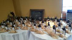 1st holy communion,  bread & wine, favors
