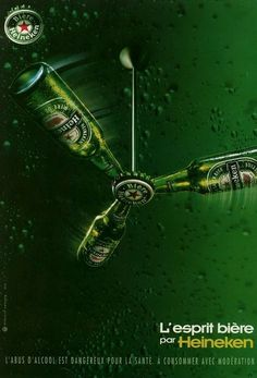 Heineken - Principios del Diseño - Movimiento