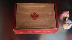 Book-o-box - Monthly Curated Book Subscription Box India: Unboxing & Rev...