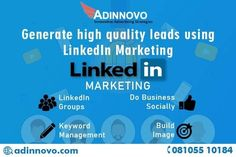 Adinnovo, an online marketing company, Bangalore,provides us a way towards digitisation making an online presence crucial for a business's growth and health. We are a full service digital marketing agency that offers online marketing services including Email Marketing,Search Engine Optimisation, Mobile Marketing, Social Media Optimisation and numerous other strategic marketing activities and services aimed at giving our customers end to end ROI driven marketing solution.