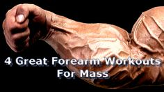 #forearm   #workouts  for #mass   #building