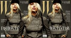 Pier59 Digital Studios/Greg Kadel Shoots Daphne Groeneveld for W Korea Oct 2012