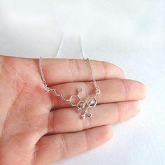 New THC Molecule Long Pendants Biology Molecule Necklace Mix Lots Link Chain Science Jewelry for Women Men Molecule Necklace, Pendant Necklace, Jewelry Accessories, Women Jewelry, Science Jewelry, Chain Necklaces, Biology, Pendants