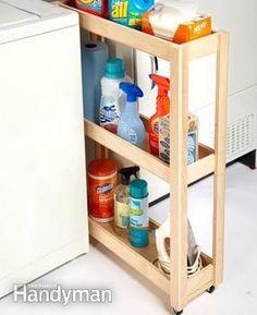 Easy Organization | The Family Handyman