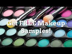 samples for free get free makeup paraben free makeup gluten free makeup cruelty free makeup get free makeup paraben free makeup makeup ideas morenas sparkly makeup simple beauty tips make up beauty make up lips catrina make up Free Beauty Samples, Free Makeup Samples, Free Cosmetic Samples, Free Samples, Free Stuff By Mail, Get Free Stuff, Chemical Free Makeup, Freebies By Mail, Get Free Makeup