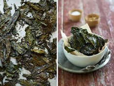 Spicy Kale Chips | L