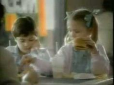McDonalds commercial original First Love 1989 - YouTube