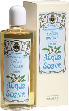 d9a6413cc Santa Maria Novella Soave Water-This is a body tonic for men or women. It  can be used after shaving to hydrate and refresh your skin. With the scent  of ...