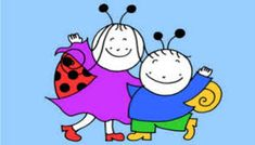 Gyűjtemények Twin Costumes, Colouring Pages, Hello Kitty, Berries, Snoopy, Clip Art, Entertaining, Cartoon, Drawings