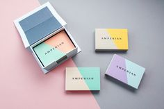 Amperian on Behance