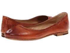 Frye Carson Ballet - These come in no less than 35 different colors and I require ONE OF EACH