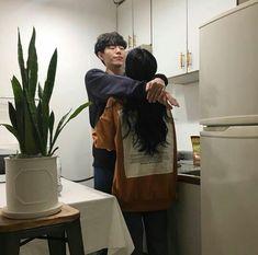 couple and family Japanese Couple, Korean Couple, Mode Ulzzang, Ulzzang Boy, Cute Korean, Korean Girl, Family Goals, Couple Goals, Couple Ulzzang