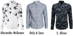 WasGeeeht!!! Ein Mode Blog für Männer: Herrenmode und Lifestyle: Gemusterte Hemden