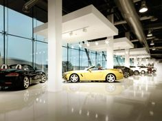 car showroom exclusive - Google Search
