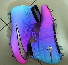 Mens/Womens Nike Shoes 2016 On Sale!Nike Air Max* Nike Shox* Nike Free Run Shoes* etc. of newest Nike Shoes for discount sale Girls Soccer Cleats, Nike Cleats, Soccer Gear, Soccer Equipment, Play Soccer, Soccer Tips, Soccer Stuff, Soccer Workouts, Training Equipment