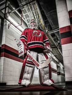 Martin Brodeur • New Jersey Devils • Curtis Comeau Photography