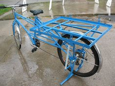 Cargo bike | Shared from http://hikebike.net