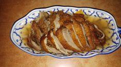 Knusprige Ente mit Ananassauce Catering, Bread, Food, Vietnamese Cuisine, Catering Business, Gastronomia, Brot, Essen, Baking