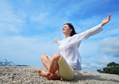 Try these two great tips to fight fat and add some serenity to your life.
